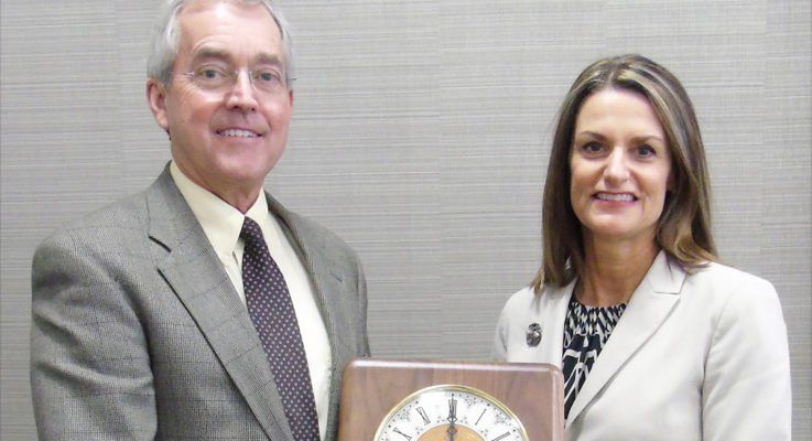 LeeAnn Moss Named to Society's Hall of Fame